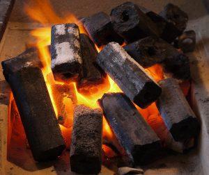 قیمت مواد اولیه زغال فشرده