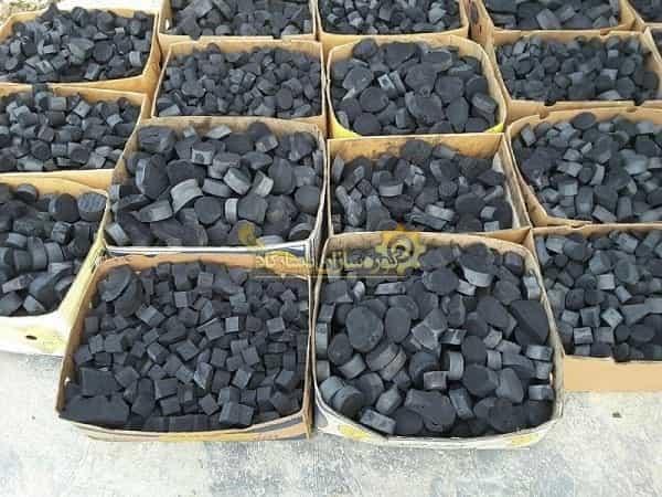 تولید زغال