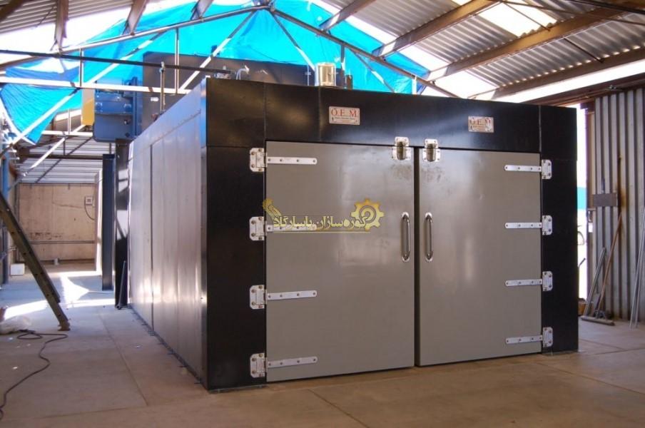 دستگاه تولید زغال پرس هیدرولیک