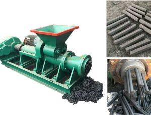 تولید زغال فشرده